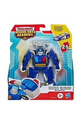 transformers Rescue Bots Academy Figür Chase The Police Bot E5366-E8191