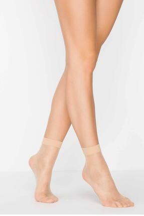 Penti Kadın Açık Ten Mat Soket Çorabı
