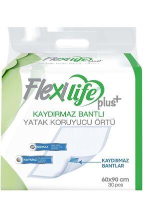 Flexi Life Kaydırmaz Bantlı Yatak Koruyucu 60x90cm - 30'lu Paket