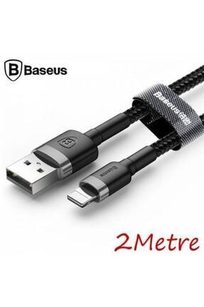 Baseus 2 Mt Iphone Şarj Iphone Hızlı Şarj Iphone 11,11 Pro Xs-xr 7 8 Plus 2 Metre Halat
