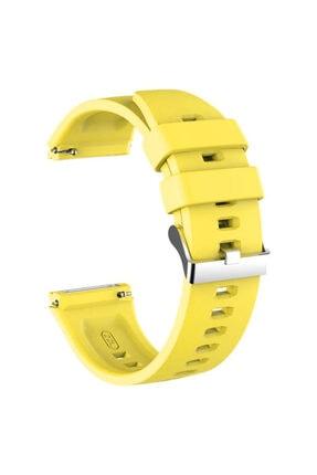Microsonic Haylou Solar Ls05 Kordon, Silicone Rapidbands Sarı