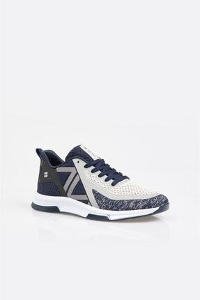 Avva Erkek Lacivert Yazı Detaylı Spor Ayakkabı A11y8001
