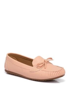 Teryy Kadın Pudra Vegan Ayakkabı 210149c63