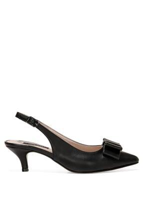 Nine West FEMMAN 1FX Siyah Kadın Gova Ayakkabı 101012961