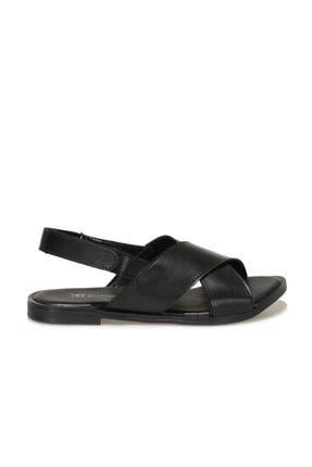 Butigo 20S-6261FX Siyah Kadın Sandalet 101014226