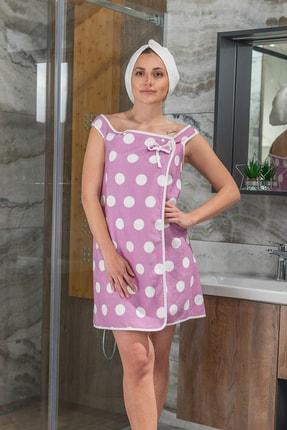 brand cotton Banyo Havlu Seti, %100 Pamuklu, Ayarlanabilir Beden