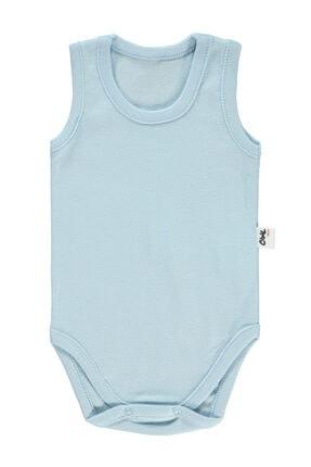 Civil Baby Bebek Mavi Çıtçıtlı Badi 1-18 Ay