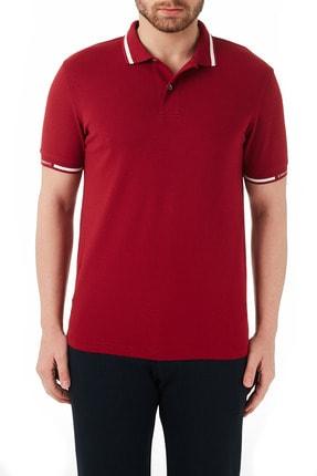 Emporio Armani Erkek Polo T Shirt Pamuklu Düğmeli Polo 3k1fa4 1jptz 0341