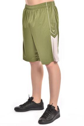 bilcee Erkek Yeşil Şort Hs-8754