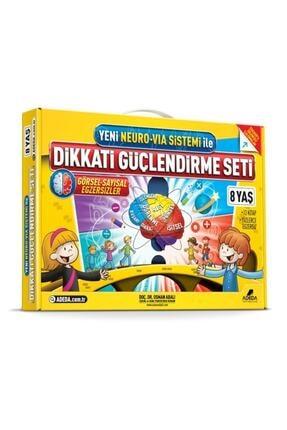 Adeda Yayınları Dikkati Güçlendirme Seti 8 Yaş Yeni – Adeda Dgs Osman Abalı