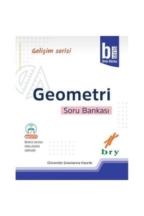 birey Gelişim Serisi Geometri B Orta Düzey Video Çözümlü Soru Bankası
