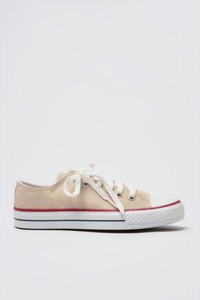 TRENDYOLMİLLA Bej Kadın Sneaker TAKSS21SN0008