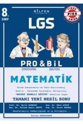 Bilfen Yayıncılık Bilfen 8. Sınıf Lgs Matematik Probil Soru Bankası
