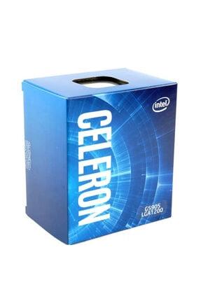 Intel Celeron G5905 3.50ghz 2 Çekirdek 4mb Önbellek Soket 1200 Işlemci