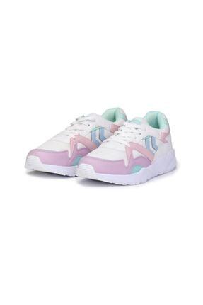HUMMEL HMLEDMONTON Çok Renkli Kadın Koşu Ayakkabısı 101085964