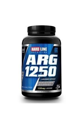 Hardline Arg 1250 120 Kapsül Arjinin