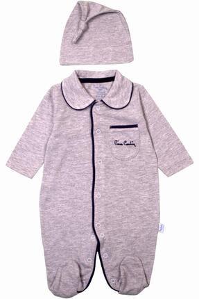 Pierre Cardin Baby Bebek Pembe Penye Tulumu 301205