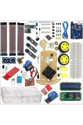 Arduino Projeleri Eğiteklab Robotik Kodlama Arduino Genç Usta (profesyonel) Set