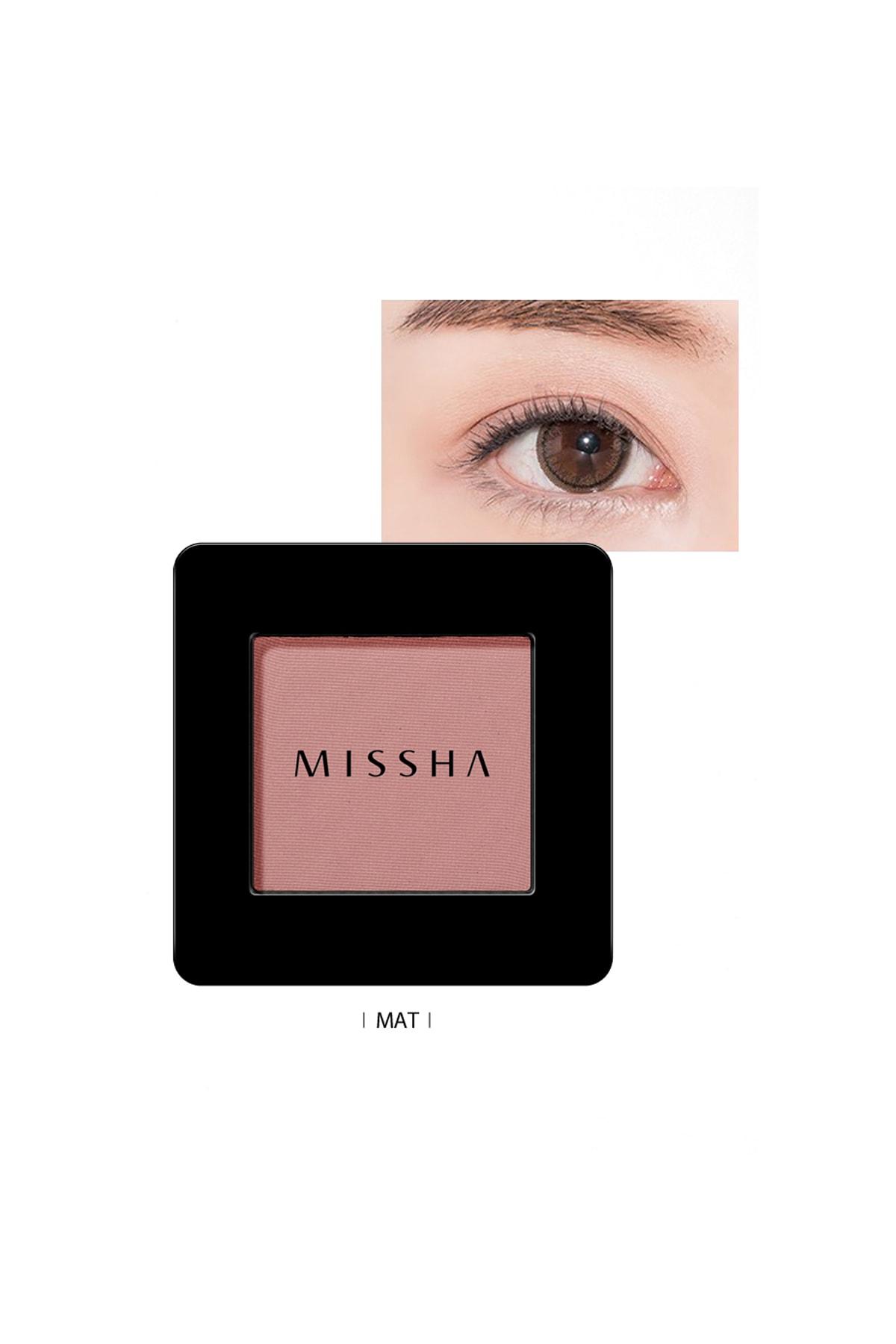 Missha Mat Tekli Far Modern Shadow (MPK04/London Eye)