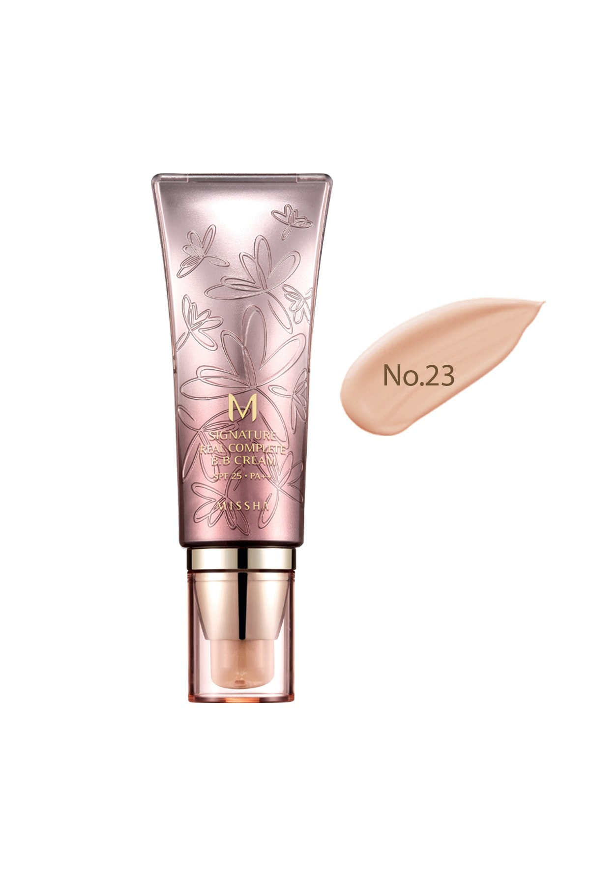 Missha Hassas Ciltler İçin BB Krem SPF25/PA++ Signature Real Complete BB Cream No: 23 (45g)