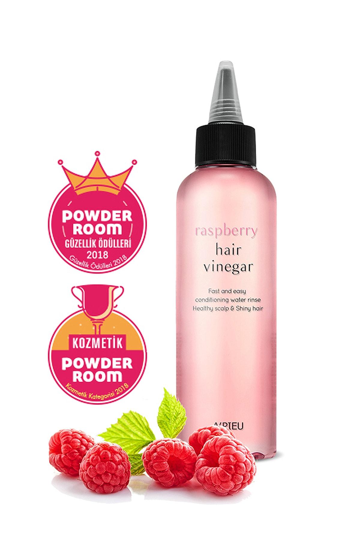 Missha Saçlara Parlaklık Veren Ahududu Saç Sirkesi 200ml APieu Raspberry Hair Vinegar