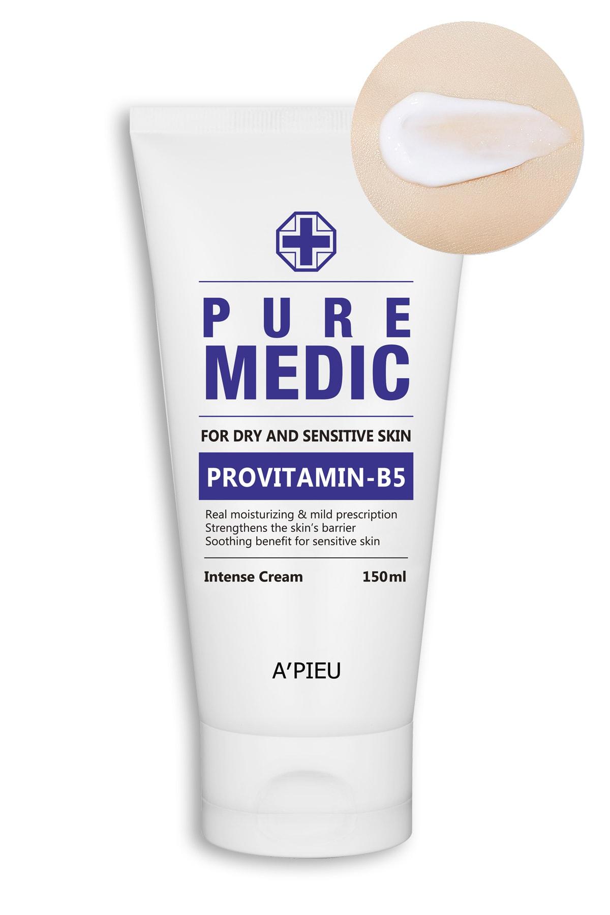 Missha Kuru Ve Hassas Ciltler İçin Yoğun Bakım Kremi 150ml APIEU Puremedic Intense Cream