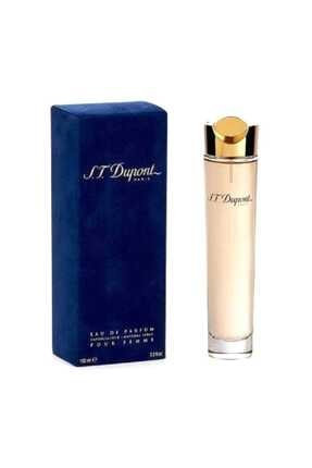 S.T. Dupont Kadın S.t.dupont Femme Edp 100 Ml Parfümü 3386461106527