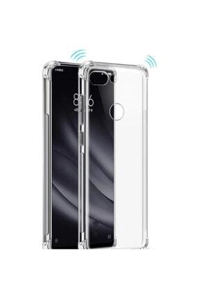 Xiaomi Mi 8 Lite Kılıf Köşe Korumalı Anti Şok Sert Silikon