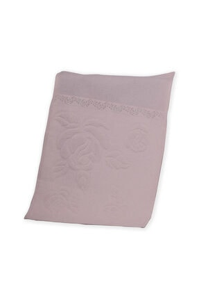 Fiesta Soft Kadife Işleme Havlusu 30 X 50 | Krem