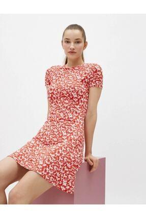 Koton Kadın Elbise Kırmızı