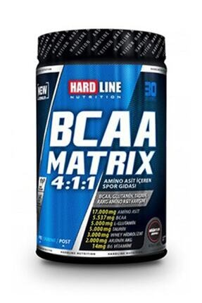 Hardline Bcaa Matrix 630 gr Tropikla Aroma