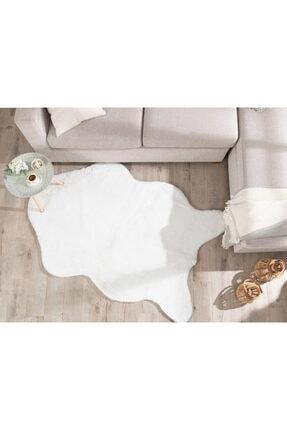 English Home Solid Rabbit Polyester Post 80x150 Cm Beyaz