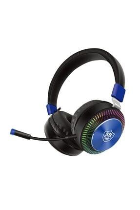 Başkenttekno Kr-gm033 Mikrofonlu Rgb Işıklı Bluetoothlu Oyuncu Kulaklık