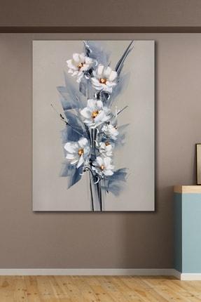 Hediyeler Kapında New Orchid Kanvas Tablo
