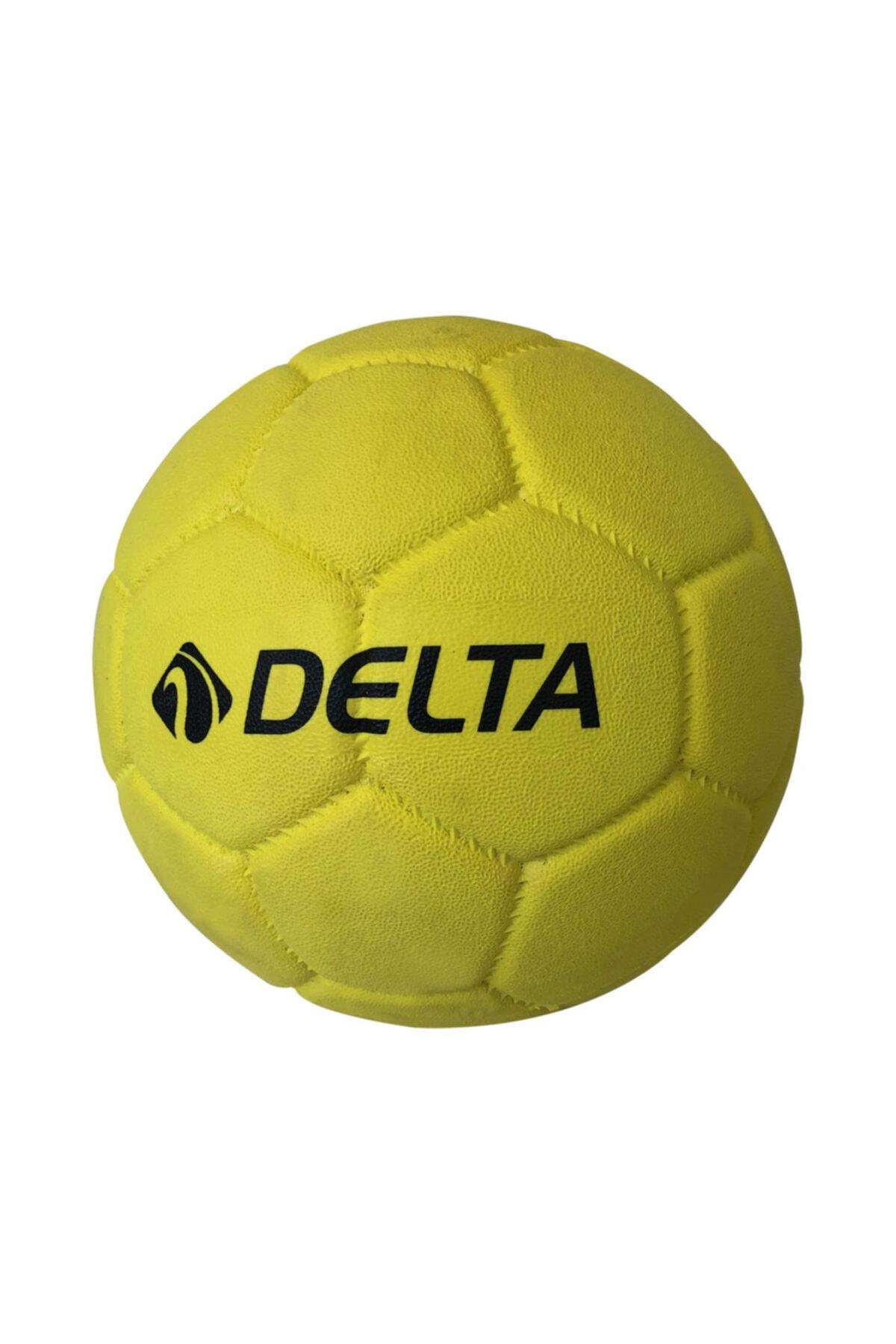 Delta Deluxe Kauçuk 3 Numara Hentbol Topu 1