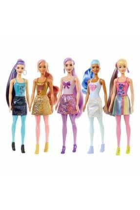 Barbie Color Reveal Sürpriz Işıltılı Bebekler Seri 1 Gwc55