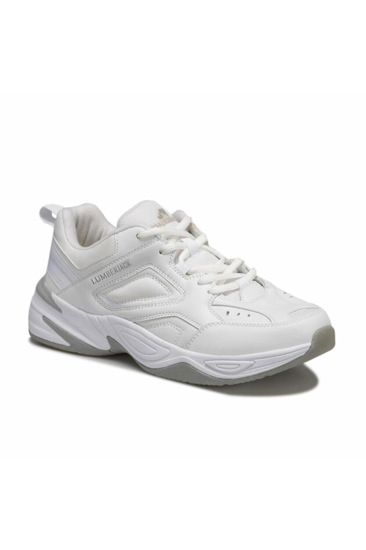 lumberjack LEGEND 9PR Beyaz Erkek Sneaker Ayakkabı 100406505 1