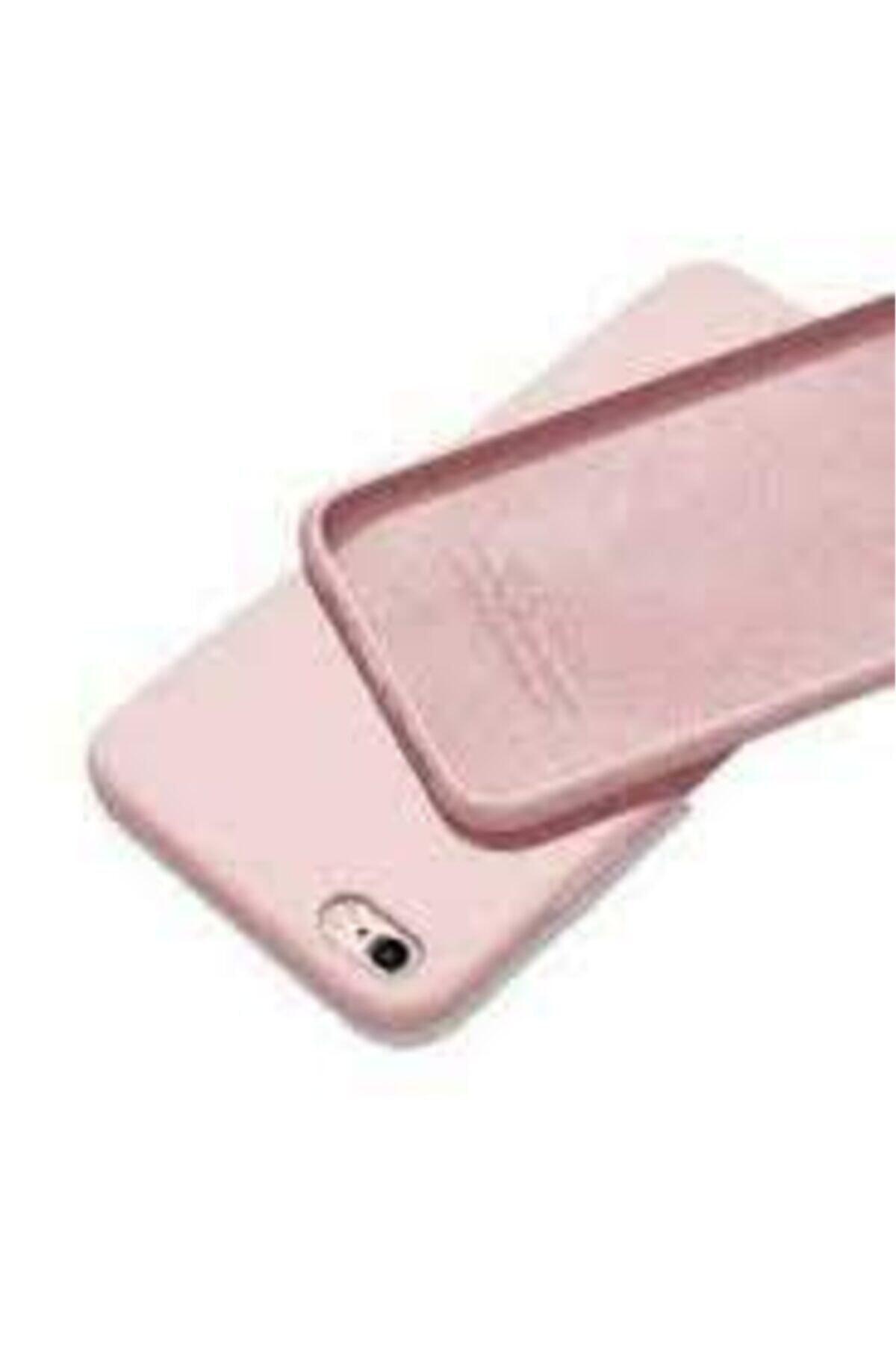 Mopal Iphone 6 / 6s Içi Kadife Lansman Silikon Kılıf 1