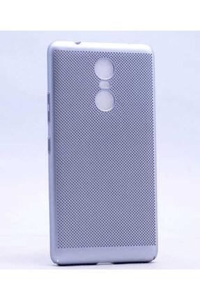 LENOVO K6 Note Ultra Ince Hard Case Delikli Rubber Model Kılıf