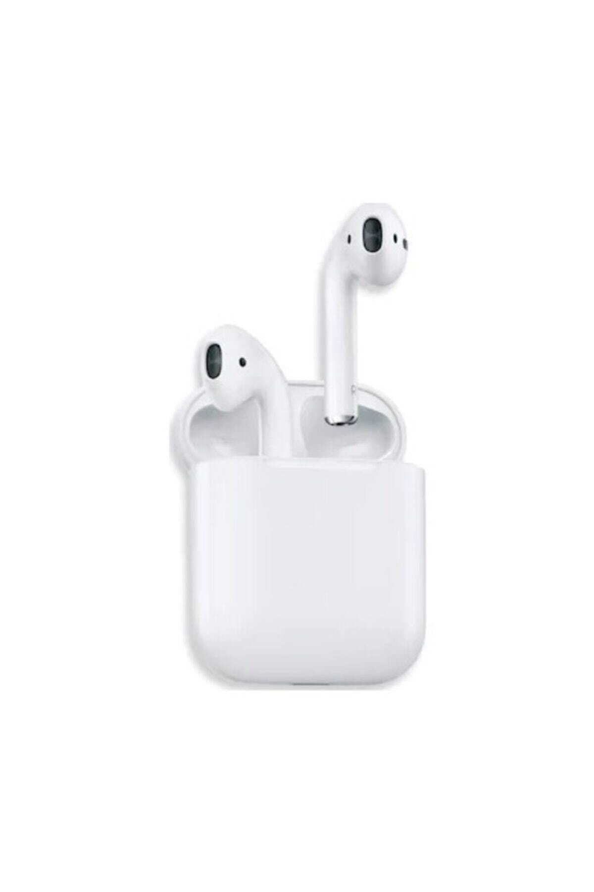 Tws Beyaz Airpods Blt-12 Şarj Üniteli Bluetooth 5.0 Kulaklık 1