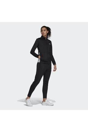 adidas Kadın Siyah Eşofman Takımı