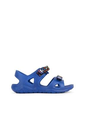 Slazenger Okra Çocuk Sandalet Mavi Sa11sf020