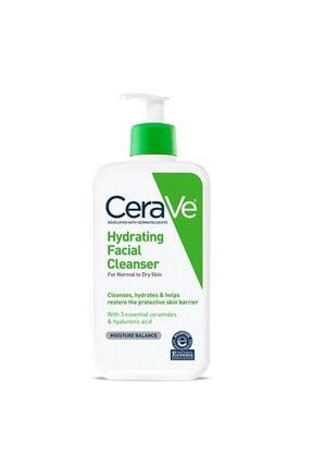 CeraVe Hydrating Cleanser Normal & Kuruya Dönük Ciltler Için 473 Ml