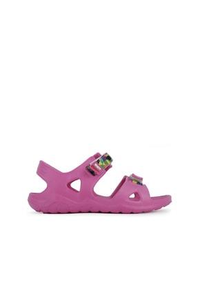 Slazenger Okra Çocuk Sandalet Fuşya Sa11sf020