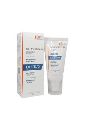 Ducray Melascreen Uv Rich Creme Spf50 40 Ml