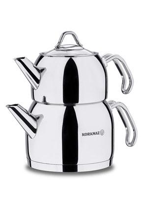 KORKMAZ A105 Provita Maxı Çaydanlık Takımı