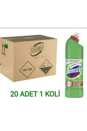 Domestos Ultra Çamaşır Suyu 810 Gr 20 Adet ( Bir Kolide 20 Adet Vardır)