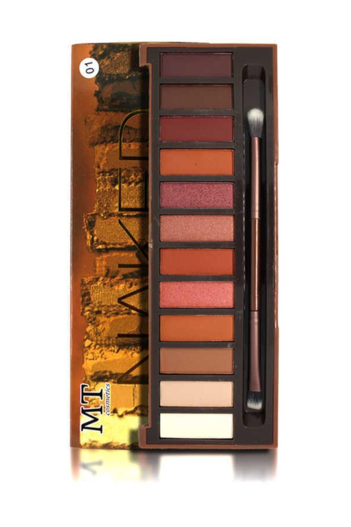 Makeuptime Mt Naked Far Paleti 1