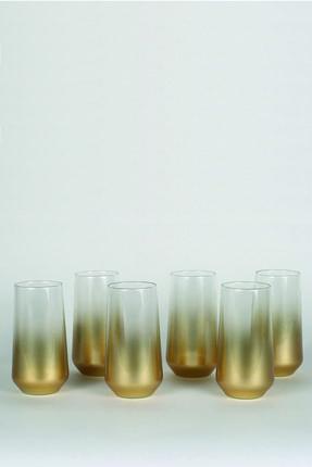 Rakle Glow Meşrubat Bardağı Seti 6'lı