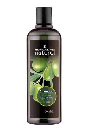 Huncalife Nature Zeytinyağlı Şampuan 500 ml